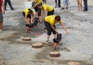 Gasilke igre brez meja na Velikem Cirniku